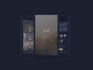 Hilton Hub App